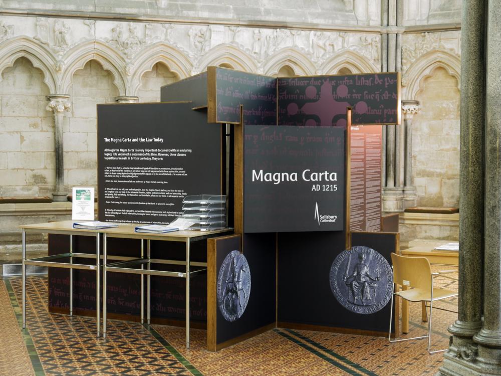 800 de ani de la semnarea Magna Cartă Sărbătorire specială în Salisbury