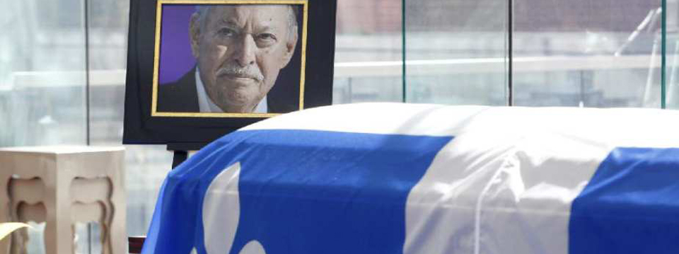 Jacques Parizeau – Istoria Québecului