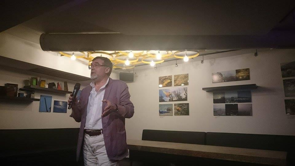 Matei Vișniec- miliardar în cuvinte și cu oroare de granițe