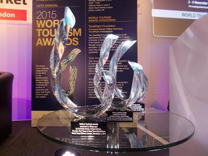 Târgul Internațional de Turism din Londra (WTM 2015)