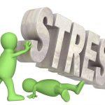 April Fights Stress
