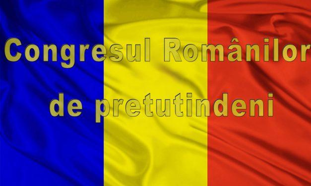 Din nou despre Congresul romanilor de pretutindeni