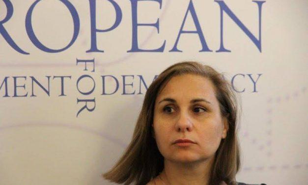 """Maria Ligor: """"Ne aflăm într-un moment de răscruce în relația dintre statul român și diaspora"""""""