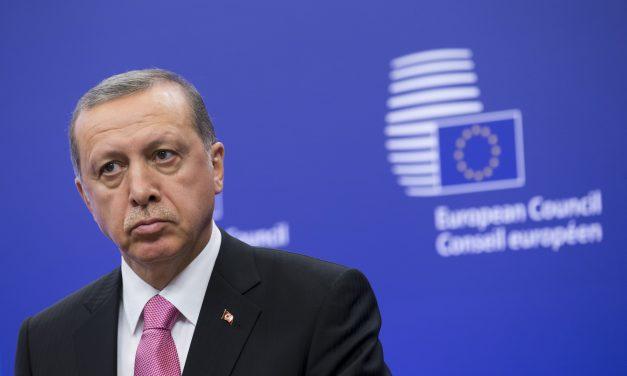 Erdogan nu mai vrea Uniunea Europeană
