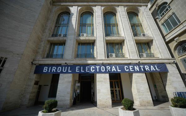Campanie electorală cu combustie internă