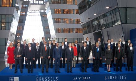 Reuniunea șefilor de stat și de guvern  din cadrul Alianței Nord Atlantice la Bruxelles