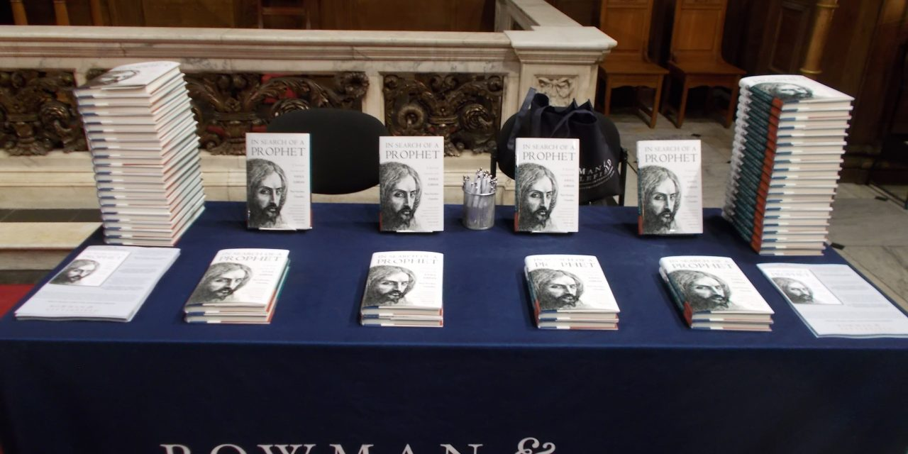 Celebrarea lui Khalil Gibran la Biserica St. James Piccadilly din Londra