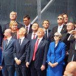 Prima zi a summitului N.A.T.O. 2018 (Bruxelles)