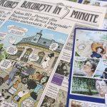 Povești autohtone spuse în bandă desenată românească
