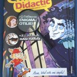 """Lansare """"Enigma Otiliei"""" în benzi desenate la Casa Filipescu-Cesianu"""