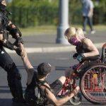 Mitingul diasporei româneşti, fără organizatori, dar cu victime