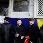 Moment istoric. Dezvelirea plăcii memoriale care marchează Centenarul UZPR