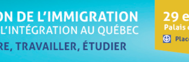 Salon de l'immigration et de l'intégration au Québec
