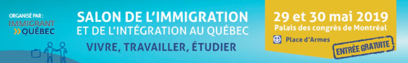 Le Salon de l'immigration