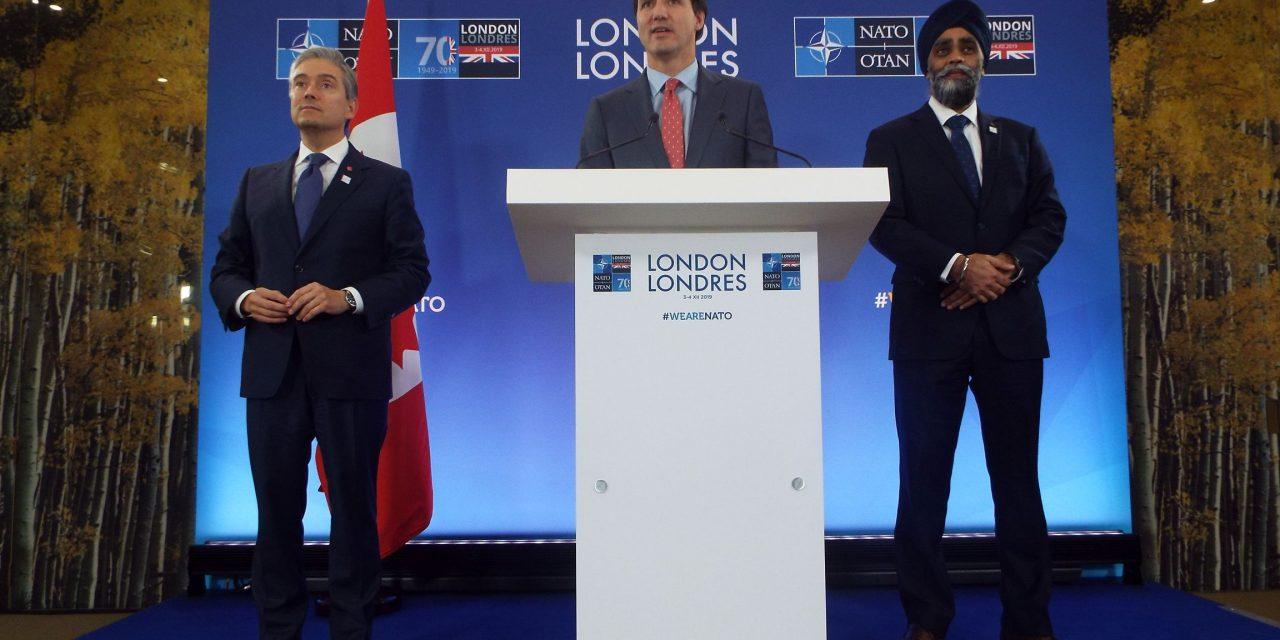 Reuniunea şefilor de stat şi de guvern din cadrul  Alianţei Nord Atlantice la Londra