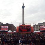 Anul Nou Chinezesc sărbătorit la Londra