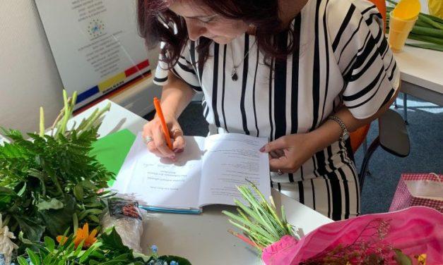 O frumoasă şi emoţionantă lansare de carte la Nürnberg, în Germania