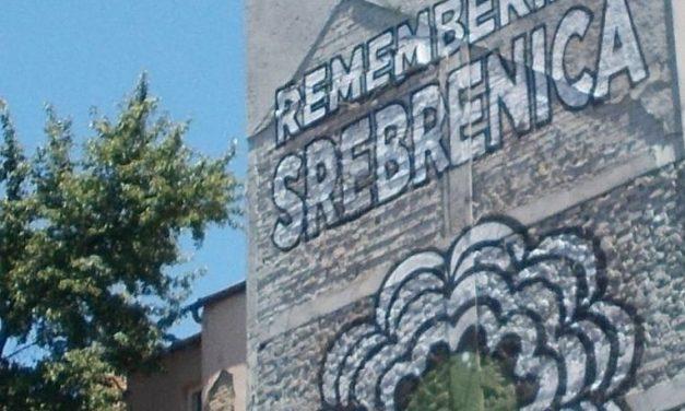 Comemorarea a 25 de ani de la genocidul din Srebrenica