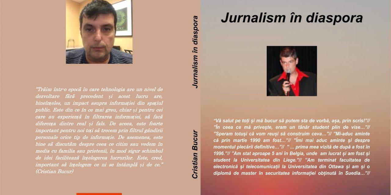 Lecturi pandemice (5) Un jurnalist din diaspora