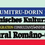 Diplome de excelenţă acordate cu ocazia Zilei Naţionale a României de către Centrul Cultural Româno-German ,,Dumitru Prunariu'' din Nürnberg