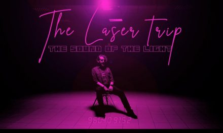 Proiectul Laser Trip / Când lumina devine muzică