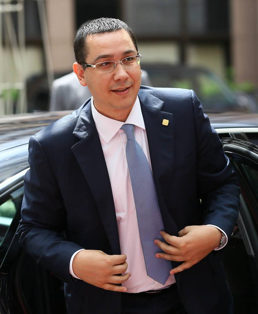 """Victor Ponta – o """"nuca tare"""" pentru campania anticorupţie"""