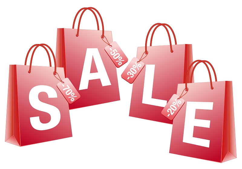 Shopping the Sales