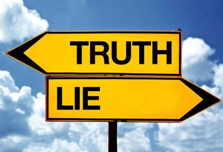 Oamenii prefera minciuna, deoarece scurteaza drumul unei reusite