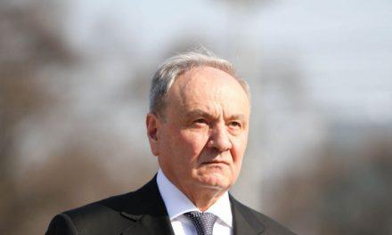 Ultimul preşedinte moldovean care sfidează Moscova?