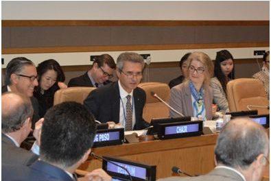 România a preluat Președinția Comisiei ONU pentru Consolidarea Păcii