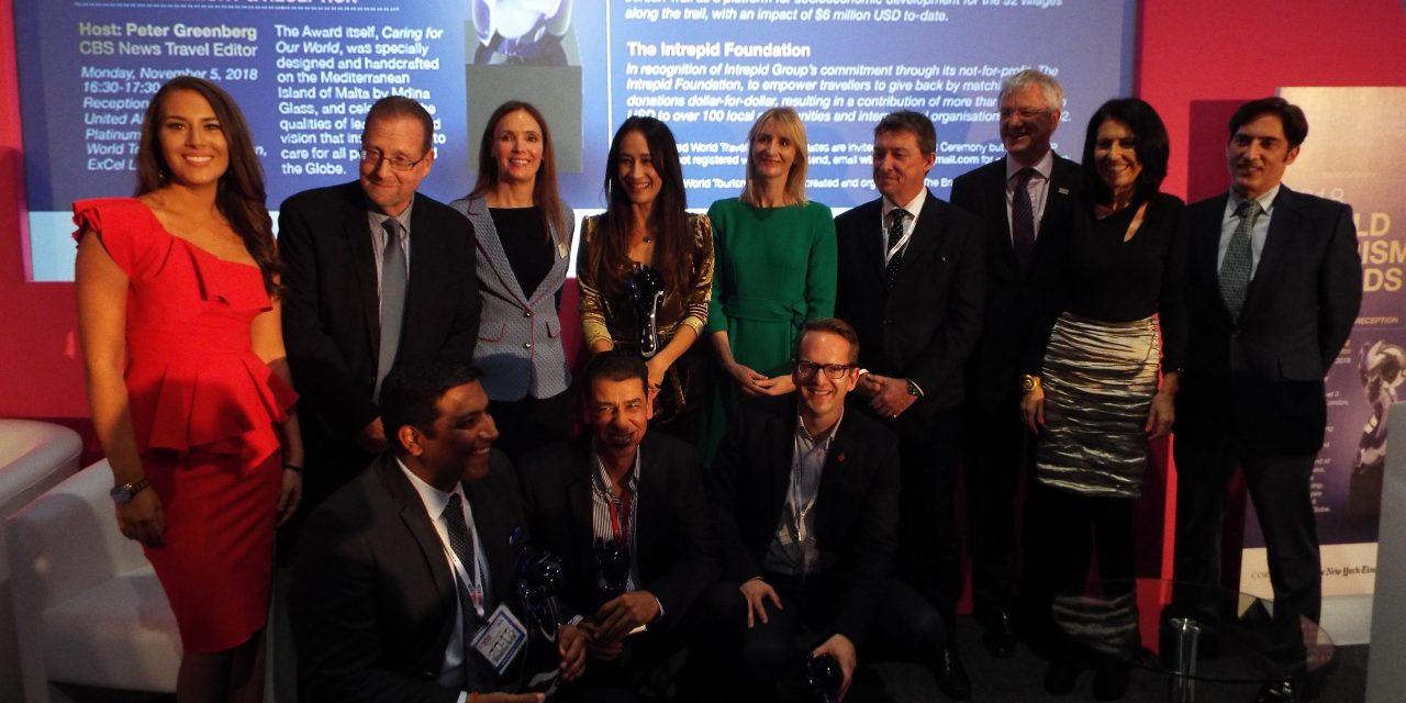 Eveniment special la Londra: Premiile Turismului Mondial 2018