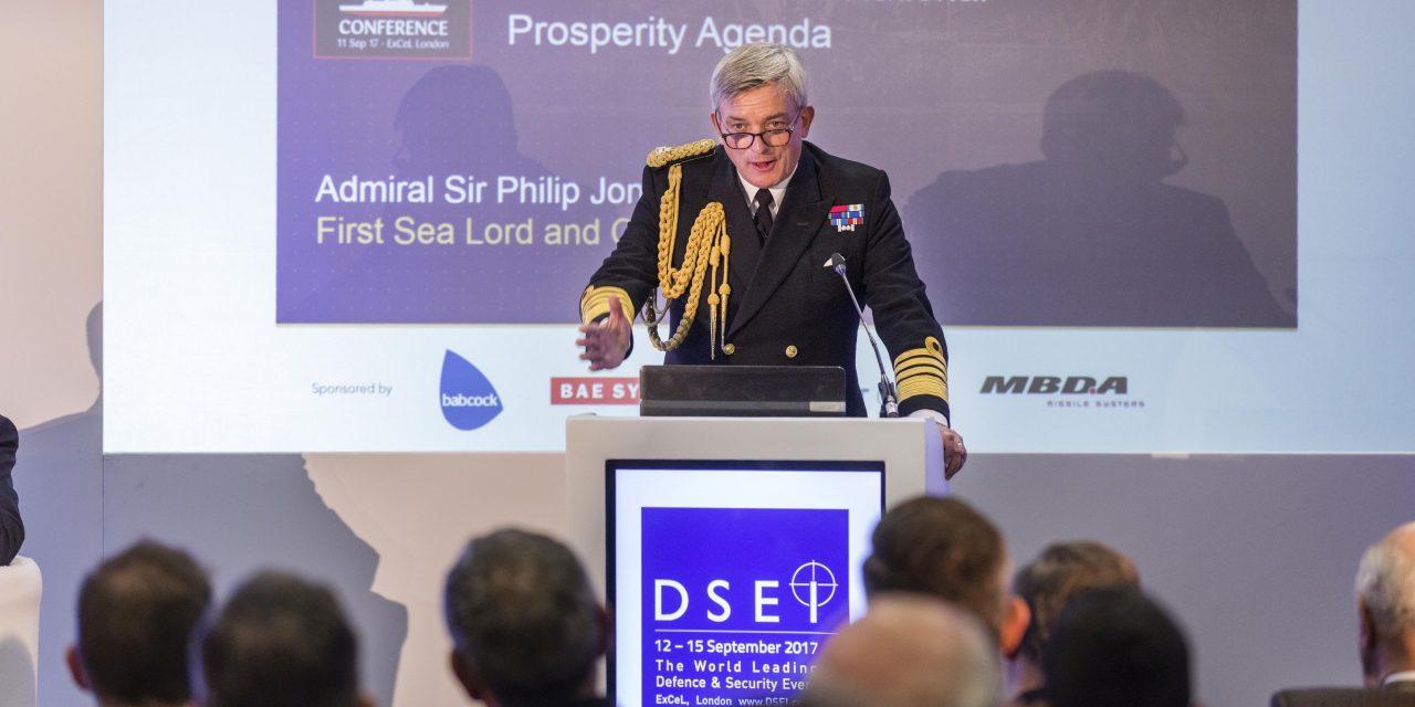 """Viitorul este acum pentru Marina Regală la Conferinţa de Capacitate Maritimă de la DSEI: """"Operațiuni Autonome într-o Marină Digitală"""""""