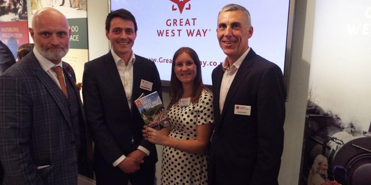 Lansarea media a proiectului Great West Way