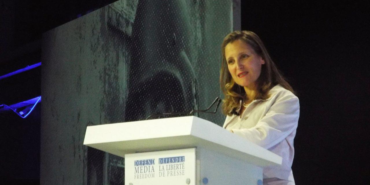 Conferinţa mondială pentru Apărarea Libertăţii Presei