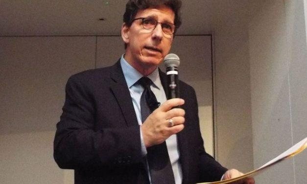 Părintele Paul-Gordon Chandler a primit Premiul Hubert Walter pentru Reconciliere şi Cooperare Inter-religioasă
