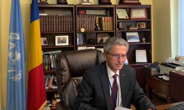 Intervenția ambasadorului României la ONU în cadrul dialogului interactiv cu Înaltul Comisar ONU pentru Drepturile Omului