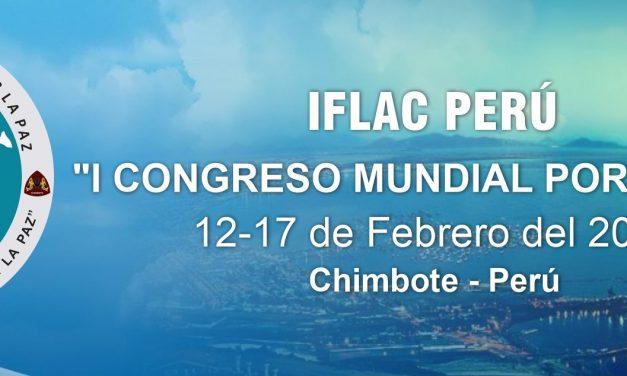 Primul Congres Mondial pentru Pace IFLAC în America Latină