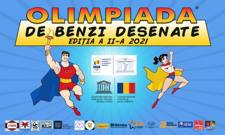OLIMPIADA DE BENZI DESENATE Ediția a II-a, 2021