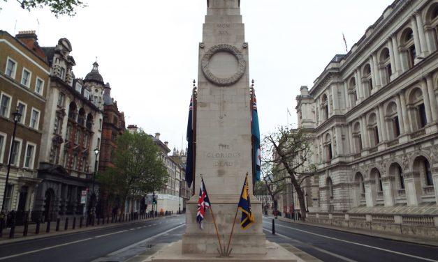 Legiunea Regală Britanică a aniversat 100 de ani de existenţă