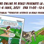 Ateliere online de benzi desenate la muzeu!