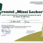 """Premiul """"Mizzi Locker"""", prima ediție, Iași 2021"""