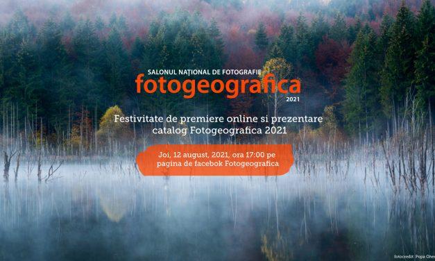 Festivitatea de premiere Fotogeografica 2021