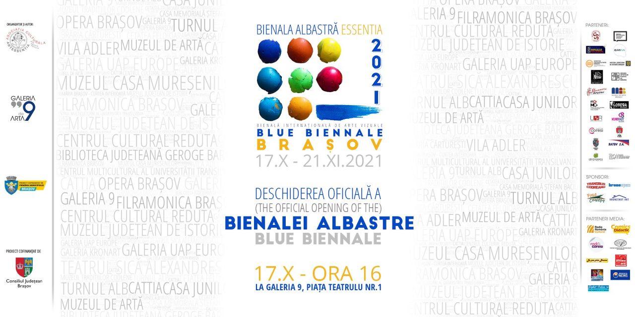 BIENALA ALBASTRĂ  – Deschiderea Oficială